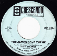 Billy Strange - The James Bond Theme