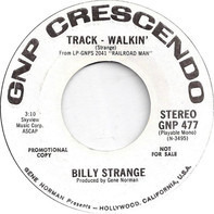 Billy Strange - Track - Walkin' / Chattanooga Choo Choo