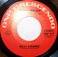 Billy Strange - Track-Walkin'