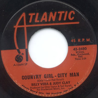 Billy Vera & Judy Clay - Country Girl - City Man / So Good (To Be Together)