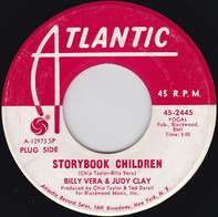 Billy Vera & Judy Clay - Storybook Children / Really Together