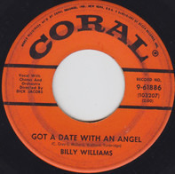 Billy Williams - Got A Date With An Angel