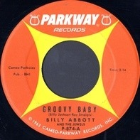 Billy Abbott And The Jewels - Groovy Baby
