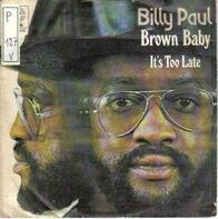 Billy Paul - Brown Baby