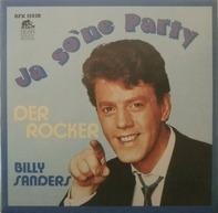 Billy Sanders - Ja so 'ne Party - Der Rocker
