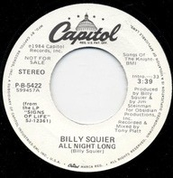 Billy Squier - All Night Long