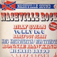 Billy Swan, Larry Gatlin a.o. - Nashville Sound N° 1 - Nashville Rock