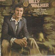 Billy Walker - Alone Again