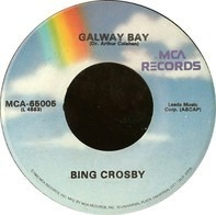 Bing Crosby - Galway Bay / My Girl's An Irish Girl