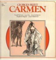Bizet/ S. Wagner, J. Metternich, A. Schlemm, L. Otto, R. Schock, Orch. der Deutschen Oper - Carmen