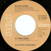 Black Rose - Flying Bird