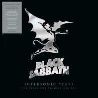 Black Sabbath - Supersonic Years:The Seventies Singles Box Set