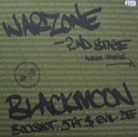 Black Moon - Warzone (2nd Stage)