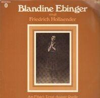 Blandine Ebinger, Ernst-August Quelle - Singt Friedrich Hollaender