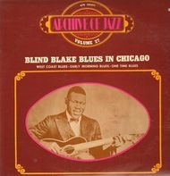 Blind Blake - Blind Blake Blues In Chicago