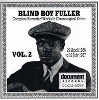 Blind Boy Fuller - Complete Recorded Works In Chronological Order: Volume 2 (29 April 1936 To 12 July 1937)