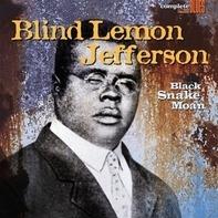 BLIND LEMON JEFFERSON - BLACK SNAKE MOAN