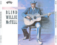 Blind Willie McTell - The Definitive Blind Willie McTell