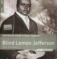 BLIND LEMON JEFFERSON - ROUGH GUIDE TO BLUES..