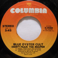 Blue Öyster Cult - (Don't Fear) The Reaper
