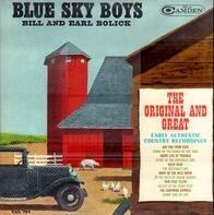 Blue Sky Boys - The Original And Great