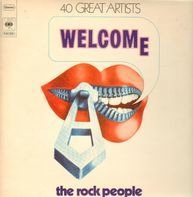 Blue Oyster Cult, Bob Dylan, Santana... - Welcome the Rock People