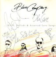 Blues Company - ... Blues, Ballads & Assorted Love Songs