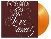 Bob Andy - Lots Of Love And I-Ltd.Orange Vinyl