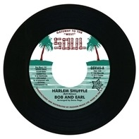 Bob & Earl/Mel & Tim - Harlem Shuffle/Backfiled In Motion