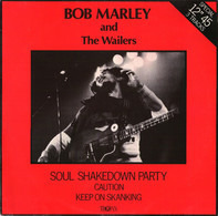 Bob Marley & The Wailers - Soul Shakedown Party