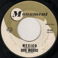 Bob Moore And His Orchestra / Bob Moore And His Orchestra And Chorus - Mexico / Hot Spot