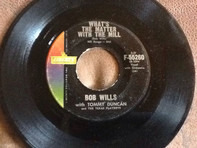 Bob Wills With Tommy Duncan And His Playboys - Heart To Heart Talk / What's The Matter With The Mill?