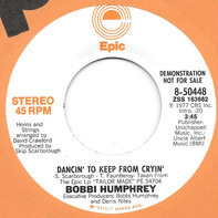 Bobbi Humphrey - Dancin' To Keep From Cryin'