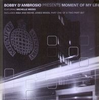 Bobby D'Ambrosio Featuring Michelle Weeks - Moment Of My Life