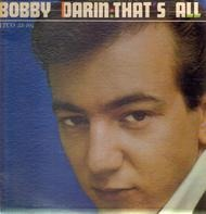 Bobby Darin - That's All
