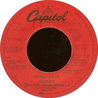 Bobby Lyle - Groove (Ain't No Doubt About It)