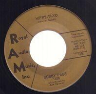 Bobby Page - Hippy-Ti-Yo / Loneliness