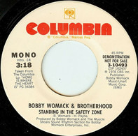 Bobby Womack & Brotherhood - Standing In The Safety Zone