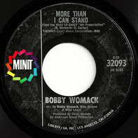 Bobby Womack - More Than I Can Stand