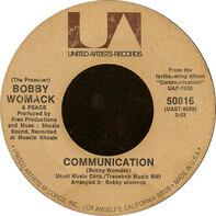 Bobby Womack & Peace - Communication