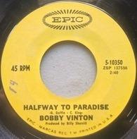 Bobby Vinton - Halfway To Paradise
