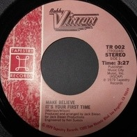 Bobby Vinton - Make Believe It's Your First Time