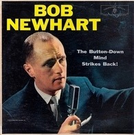 Bob Newhart - The Button-Down Mind Strikes Back!
