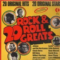 Bo Diddley, Carl Perkins, Chuck Berry a.o. - 20 Rock & Roll Greats
