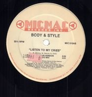 Body & Style - listen to my cries