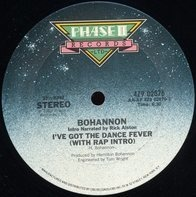 Bohannon - I've Got The Dance Fever