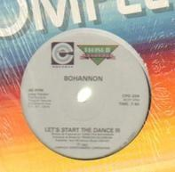 Bohannon - Let's Start The Dance III