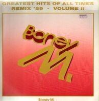 Boney M. - Greatest Hits Of All Times - Remix '89 Volume II