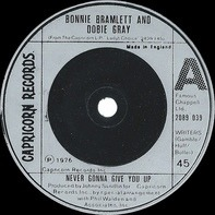 Bonnie Bramlett - Never Gonna Give You Up