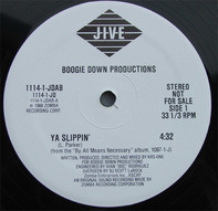 Boogie Down Productions - ya slippin'